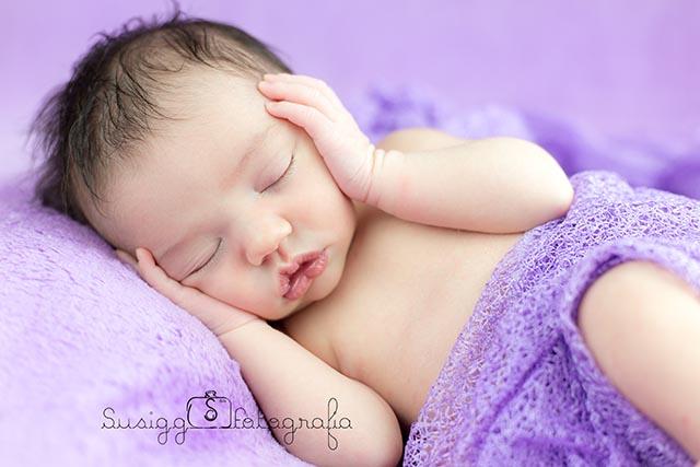 sesion fotografica newborn pilar