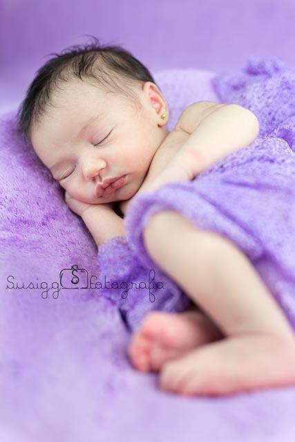 sesion fotografica newborn pilar salamanca