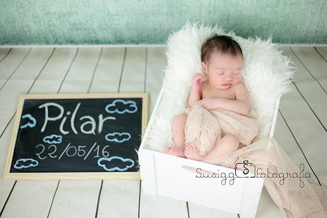 Sesión recién nacido newborn pilar salamanca