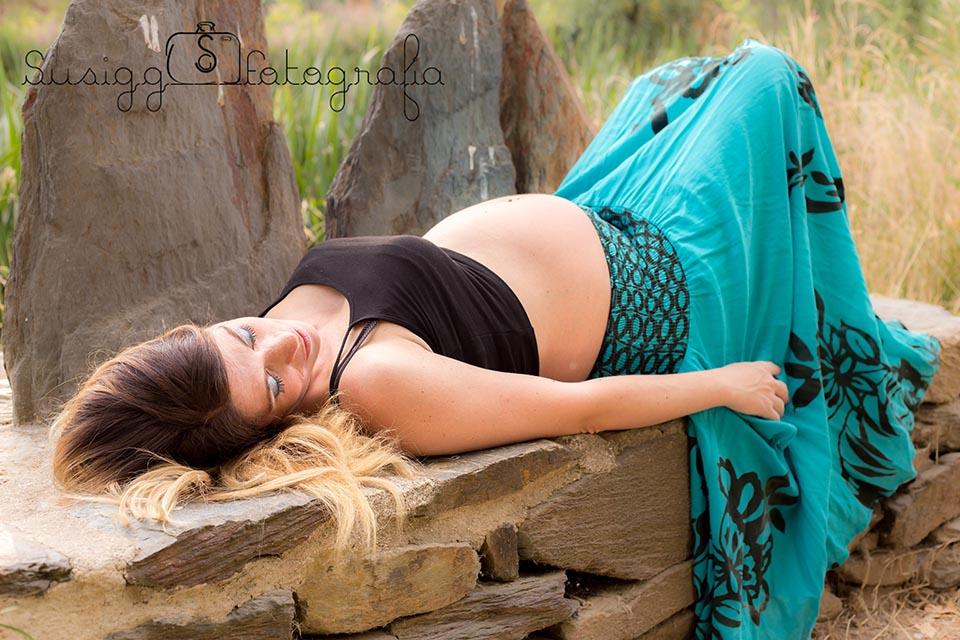 sesión fotográfica embarazo salamanca