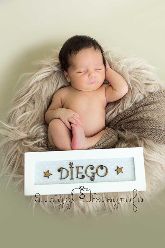 sesion de fotos recién nacido salamanca