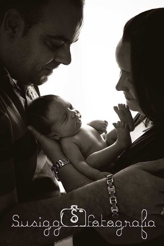 fotografía de recién nacidos, newborn en salamanca