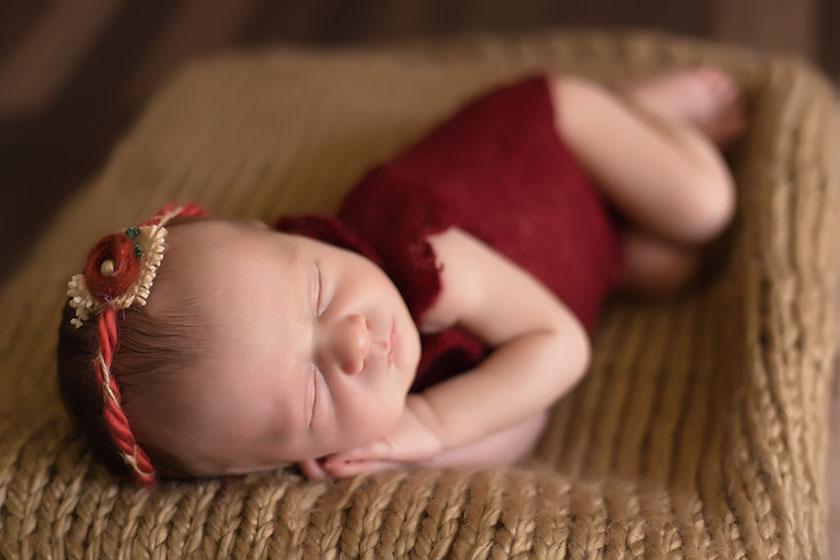 reportaje fotografico de recién nacidos newborn salamanca