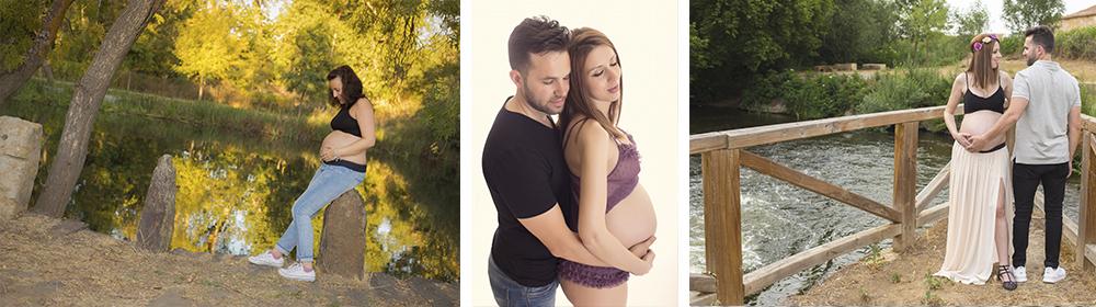Precios fotografía de embarazos en salamanca