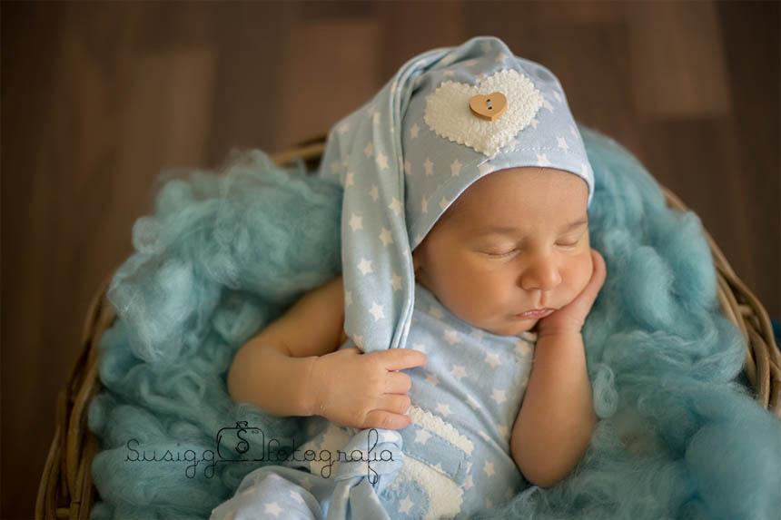 Fotografia newborn en salamanca