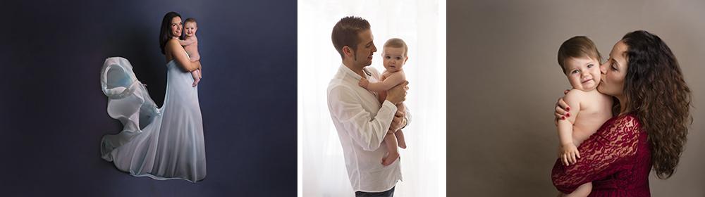 fotografía de family & baby en salamanca